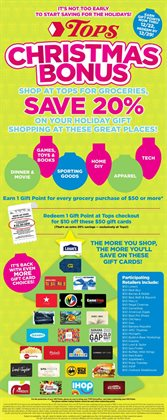 New deals in the Tops weekly ad in Poughkeepsie NY