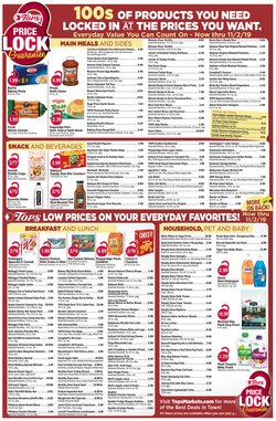 Tops deals in the Tonawanda NY weekly ad