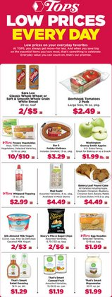 Grocery & Drug offers in the Tops catalogue in Cortland NY ( 2 days ago )