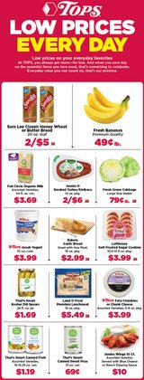 Grocery & Drug offers in the Tops catalogue in Buffalo NY ( 3 days left )