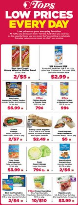 Grocery & Drug offers in the Tops catalogue in Niagara Falls NY ( 2 days ago )