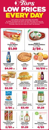 Grocery & Drug offers in the Tops catalogue in Erie PA ( Expires today )