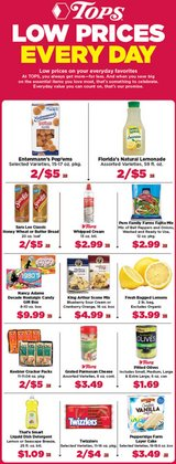Grocery & Drug deals in the Tops catalog ( 3 days left)