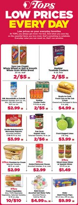 Grocery & Drug deals in the Tops catalog ( 4 days left)