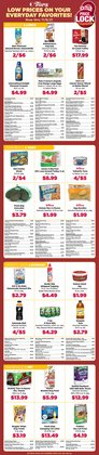 Grocery & Drug deals in the Tops catalog ( More than a month)