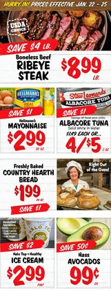 Stew Leonard's deals in the Scarsdale NY weekly ad