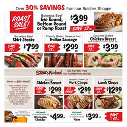Chicken deals in the Stew Leonard's weekly ad in Stamford CT