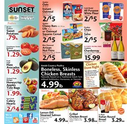 Sunset Foods deals in the Lake Forest CA weekly ad