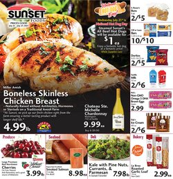Sunset Foods deals in the Sunset Foods catalog ( Expires tomorrow)
