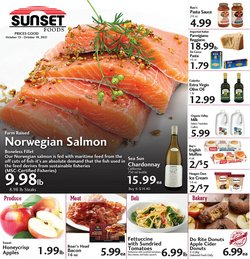 Sunset Foods deals in the Sunset Foods catalog ( 3 days left)