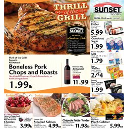Sunset Foods deals in the Highland Park IL weekly ad