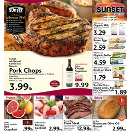 Sunset Foods deals in the Lake Forest IL weekly ad