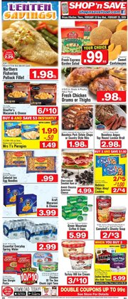 Shop 'n Save catalogue ( Published today )