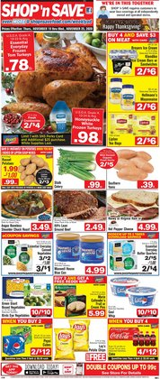 Grocery & Drug offers in the Shop 'n Save catalogue in Manchester MO ( Expires today )
