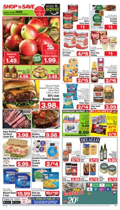 Grocery & Drug deals in the Shop 'n Save catalog ( 3 days left)
