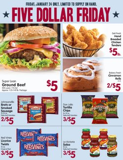Ridley's Family Markets deals in the Orem UT weekly ad
