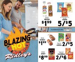 Ridley's Family Markets catalogue ( Expires today )