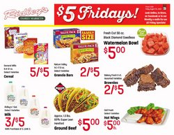 Grocery & Drug offers in the Ridley's Family Markets catalogue in Pocatello ID ( Expires tomorrow )