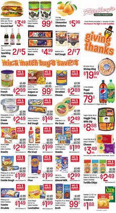 Ridley's Family Markets catalogue ( 3 days left )