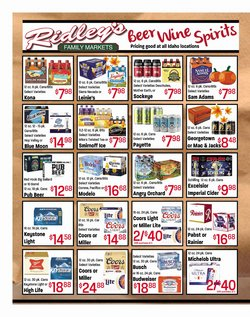 Grocery & Drug deals in the Ridley's Family Markets catalog ( 7 days left)