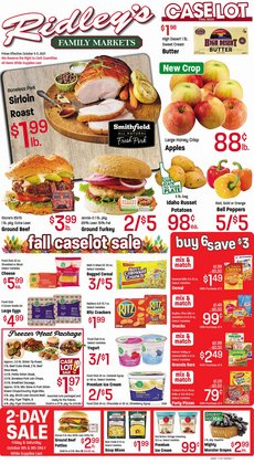 Grocery & Drug deals in the Ridley's Family Markets catalog ( 1 day ago)
