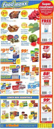 Foodmaxx deals in the Bakersfield CA weekly ad