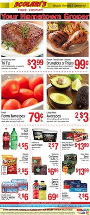 Scolari's Food and Drug deals in the Scolari's Food and Drug catalog ( 4 days left)