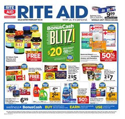Rite Aid deals in the Natchez MS weekly ad