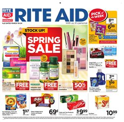 Rite Aid deals in the Lima OH weekly ad