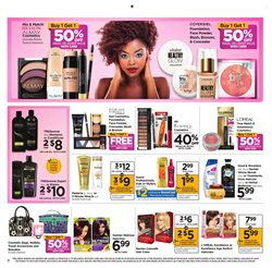 Shampoo deals in the Rite Aid weekly ad in New York
