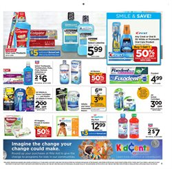 Crest deals in the Rite Aid weekly ad in New York