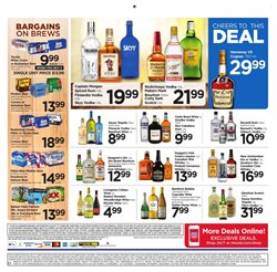 Beer deals in the Rite Aid weekly ad in Modesto CA