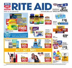 Water deals in the Rite Aid weekly ad in Muskegon MI