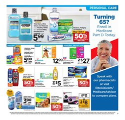 Makeup deals in the Rite Aid weekly ad in San Jose CA