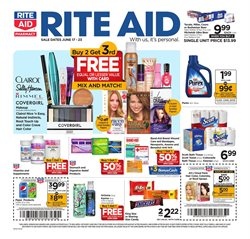 Rite Aid deals in the Troy NY weekly ad