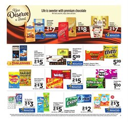 Mars deals in the Rite Aid weekly ad in New York