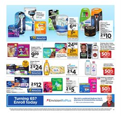 Pampers deals in the Rite Aid weekly ad in New York