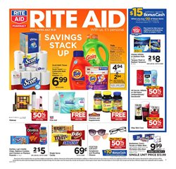 Rite Aid deals in the San Jose CA weekly ad