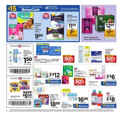 Pampers deals in the Rite Aid weekly ad in Humble TX