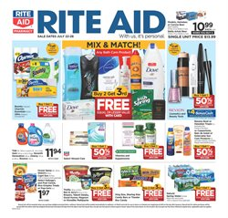 Rite Aid deals in the Arvada CO weekly ad