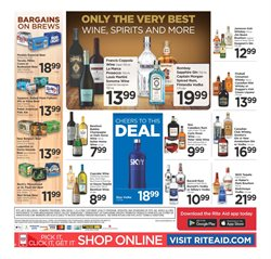 Rite Aid deals in the Lancaster PA weekly ad