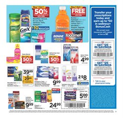 Saw deals in the Rite Aid weekly ad in Schenectady NY