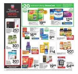 Monitor deals in the Rite Aid weekly ad in Lancaster PA