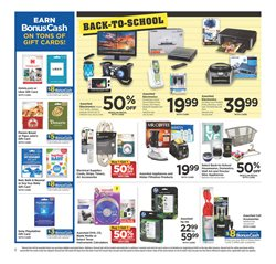 Canon deals in the Rite Aid weekly ad in Kent WA