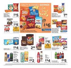 Pepsi deals in the Rite Aid weekly ad in East Lansing MI