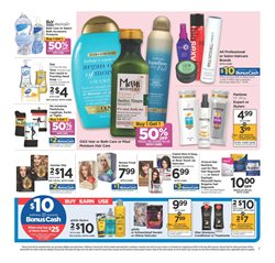 Shampoo deals in the Rite Aid weekly ad in Arvada CO