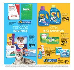 TV deals in the Rite Aid weekly ad in Bessemer AL