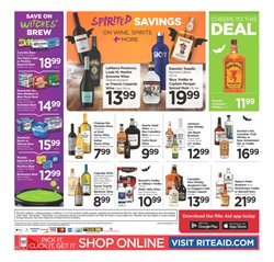 Wine deals in the Rite Aid weekly ad in New York