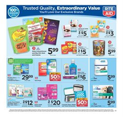 Popcorn deals in the Rite Aid weekly ad in New York