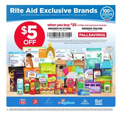 Prints deals in the Rite Aid weekly ad in Aiken SC